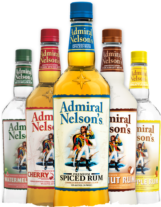 Admiral Nelsons Rum